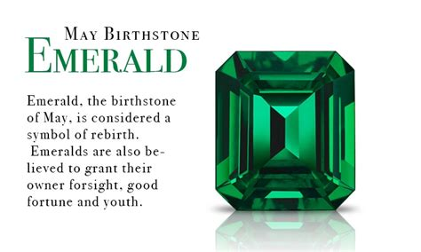 Emerald Gemstone Of May by May Birthstone Emerald Miller Jewelry Designers