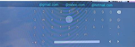 yahoo email keyboard shortcuts how to add shortcuts of common email domains gmail