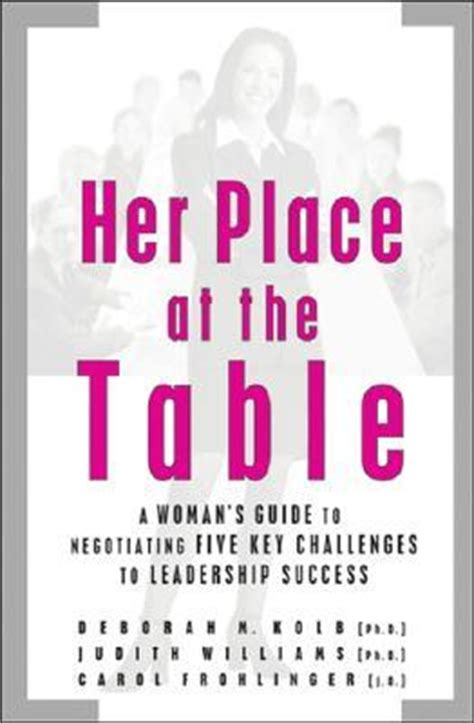 a place at the table book place at the table a s guide to negotiating