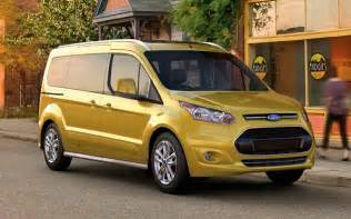 Connected Cars Ford Ford Transit Connect Minivan 2015 2017 2018 Best Cars