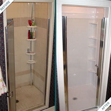 bath fitter cost of shower 74 best images about bath fitter before after on shower shower doors and