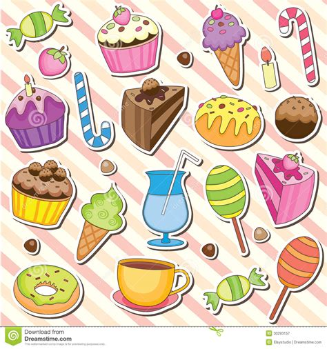 clipart dolci desserts free clipart