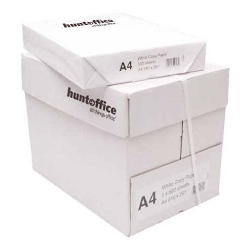 How To Make A Box From A4 Paper - best price a4 80gsm white printer paper box of 2500 sheets