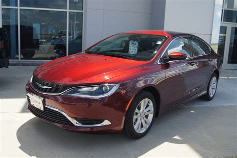 Is A Chrysler 200 A Car by Chrysler 200