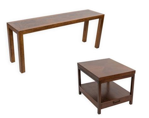 drexel sofa table drexel et cetera sofa table and founders table