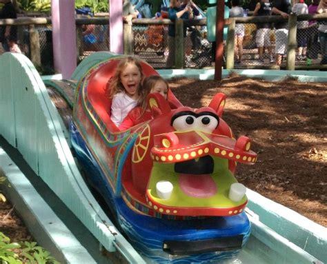 Busch Gardens Kid Rides by Town Busch Gardens Ta Fantastic Learning