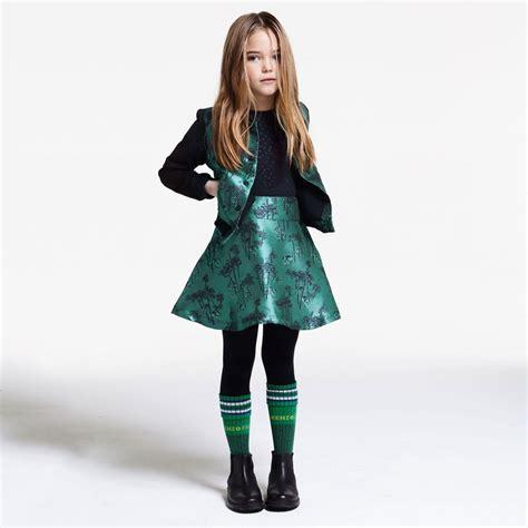 Kemeja New Kenzo Green kenzo green black skirt childrensalon