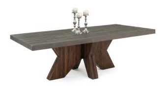 reclaimed wood table modern design sustainable environment