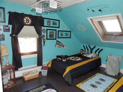 hockey bedroom decor 18 unique hockey bedroom design ideas for teenage guys