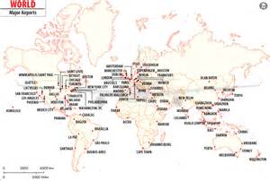 Airport World Map by World Airport Maps Submited Images