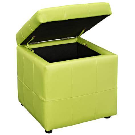 Lime Green Storage Ottoman Green Storage Ottoman Best Storage Design 2017