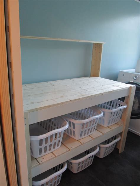 Modern Laundry Hers Diy Laundry Basket Sorter Diy Projects