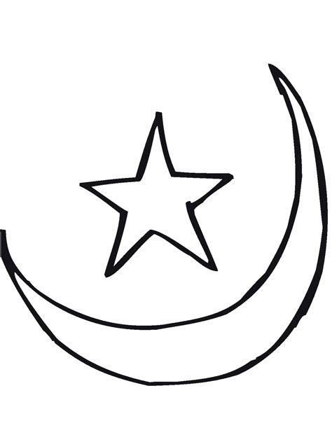 free coloring pages moon and stars free coloring pages of moon and stars