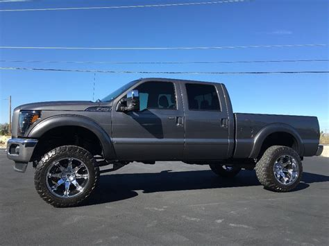 ford lifted lifted 2011 ford f 250 for sale