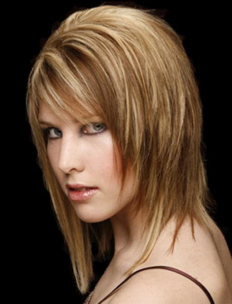 ladys short hair cuts neck lengh pics neck length hairstyles for thin hair short hairstyles