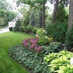 fence line flower bed landscaping ideas pinterest