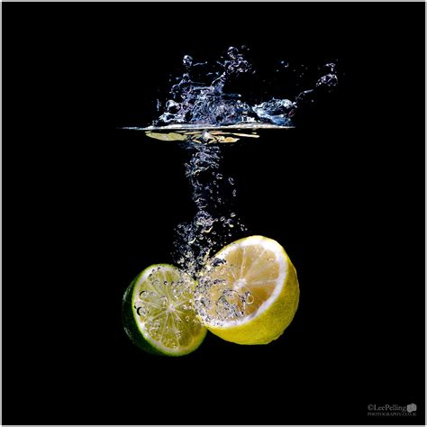Light Over Kitchen Table lee pelling photography lemon and lime splash photography