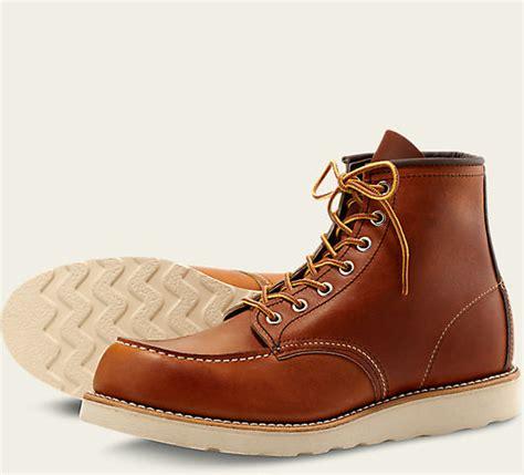 Sepatu Redwing Heritage wing shoes