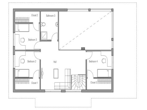 unique cabin plans small home building plans unique small house plans house