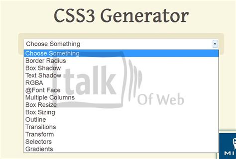 rgba color generator use handy css3 generators instead of writing complex code