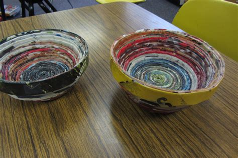 How To Make Paper Bowls - tracy s living cookbook paper bowls what to do with