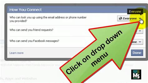 Search Using Email How To Hide Profile In Search Using Email Address Or Phone Number