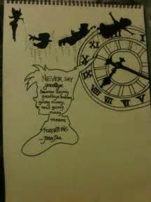 peter pan sketch by nightingale wings on deviantart