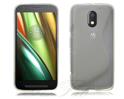 Motorola Moto E3 E 3 Jelly Gel Silicon Silikon Softcase Soft for motorola moto e3 xt1706 new black gel silicone phone