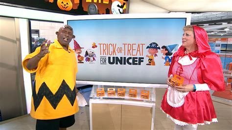 How UNICEF is helping kids during trick or treat this