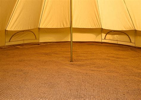 Bell Tent Rugs by Tent Archives Cool Canvas