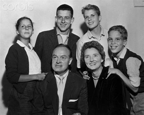 bob hope s wife comedian bob hope and his family 6 characters pinterest