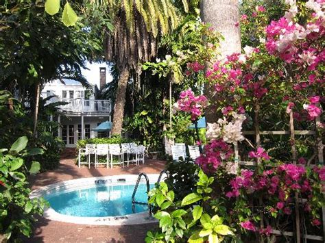 Botanical Gardens Key West Key West Hotel Doubles As Inspiring Botanical Garden George Clooney Slept Here