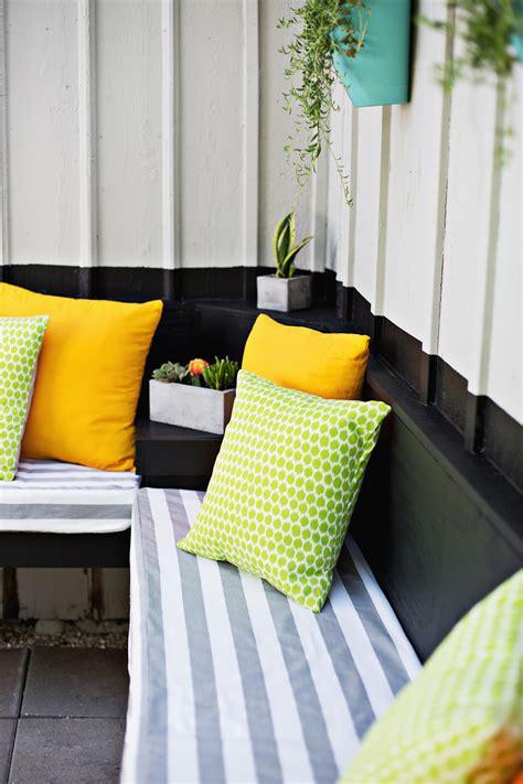 outdoor pillows 3 ways envelope pillow diy a