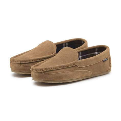 bass slippers mens g h bass co compass slipper in brown for lyst