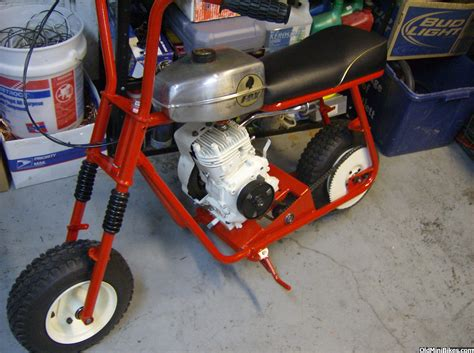 doodlebug mini bike forum fox doodlebug fx resto