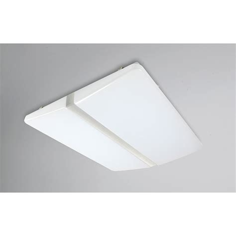 Ceiling Line Mantra M4845 Line Ceiling Led Square With Remote