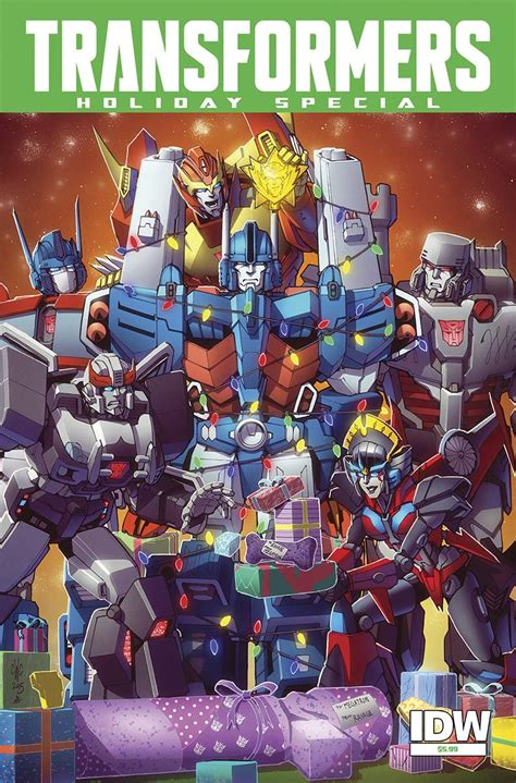 Sins Of Silas idw december 2015 transformers solicitations