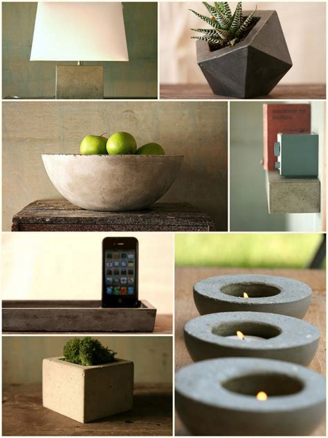 cement home decor ideas rethinking concrete 5 cinder block diy projects