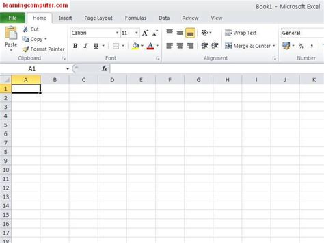 Spreadsheet Tutorial Excel 2010 by Microsoft Excel 2010 Tutorial Office 2010