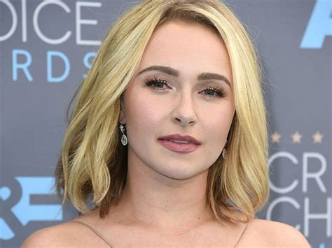 Says That With Hayden Was Not Real In Factory by Hayden Panettiere Says She Was Scared To Admit She Had