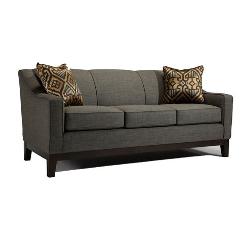best home furnishings emeline customizable 84 quot sofa with