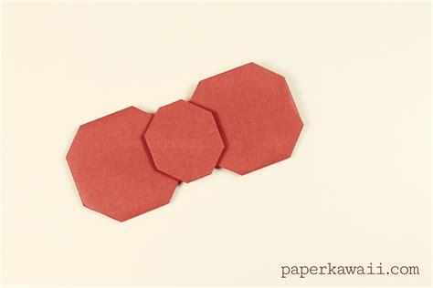 Origami Hello Bow - origami hello bow tutorial paper kawaii