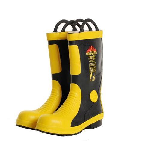 harvik sepatu boot pemadam kebakaran