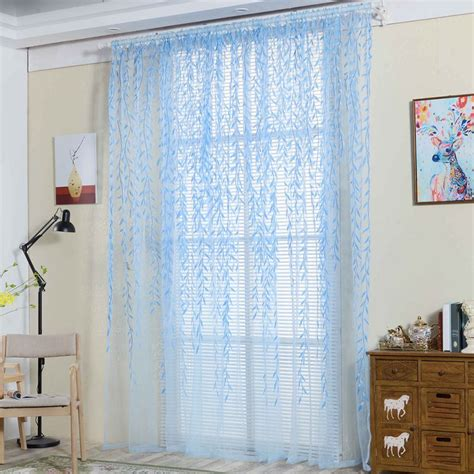 french blue curtains popular curtain rods ceiling buy cheap curtain rods