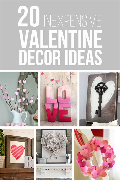 20 inexpensive decor ideas make it and it