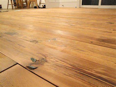 Pine Plank Flooring Pine Flooring Installing Wide Pine Flooring