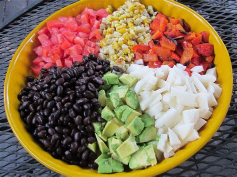 mexican chopped salad theroommom