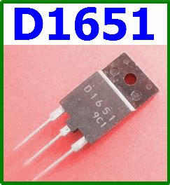 transistor horizontal d1651 transistor horizontal d1651 28 images d1651 datasheet vceo 1500v npn transistor wing shing