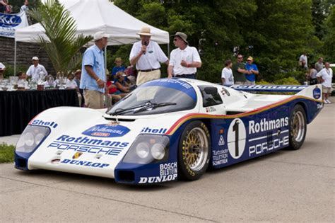 porsche rothmans 1985 porsche rothmans 962c 003 sports car digest the