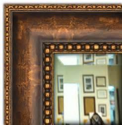 large framed bathroom wall mirrors wall framed mirror bathroom vanity mirror bronze gold